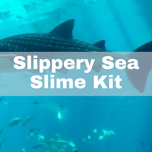 Slippery Sea Slime Kit