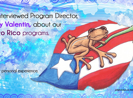 Two New Puerto Rico Programs!