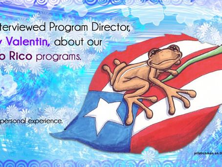 Two New Puerto Rico Programs!