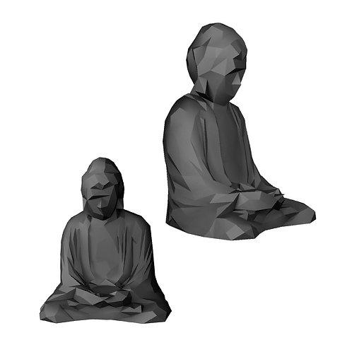 Buda LOW POLY