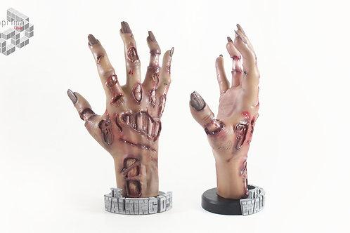 The Walkig Dead - Mão zumbi