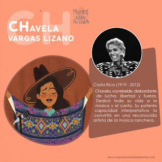 Chavela Vargas Liza