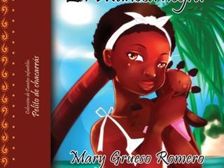 """Hablando con Mary Grueso, escritora de """"La muñeca negra""""."""