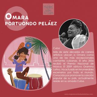 Omara Portuondo Peláez