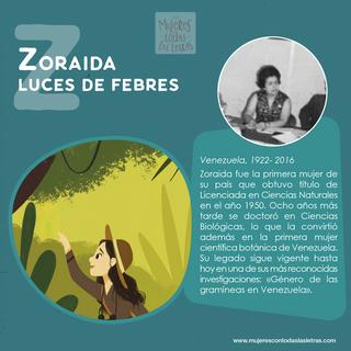 Zoraida Luces de Febres