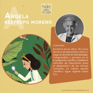 Ángela Restrepo Moreno