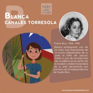 Blanca Canales Torresola
