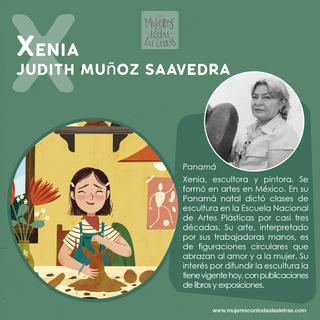 Xenia Judith Muñoz Saavedra
