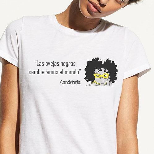 Camiseta Candelaria