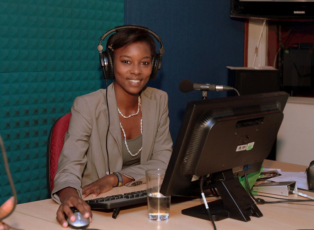 Foto: Radio Nacional. Andreiza Anaya de Afrocolombia.
