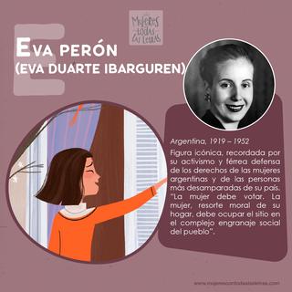 Eva Duarte Perón