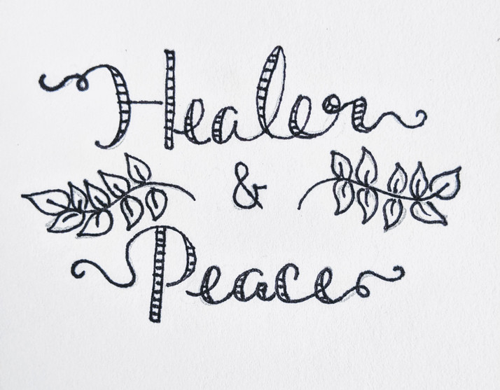 Our Healer and Peace