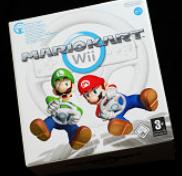Mario Kart Wii game