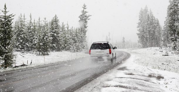 Safety Trips for Driving in a Winter Wonderland