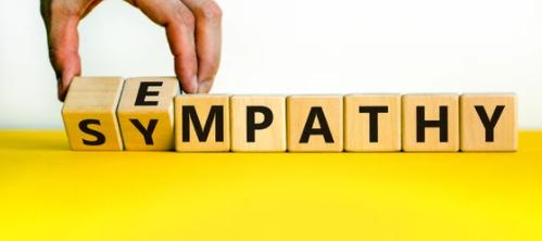 Sympathetic VS. Empathetic