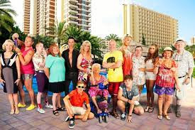 the cast of Benidorm