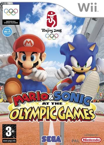 Mario and Sonic at the Olympic Games Wii game