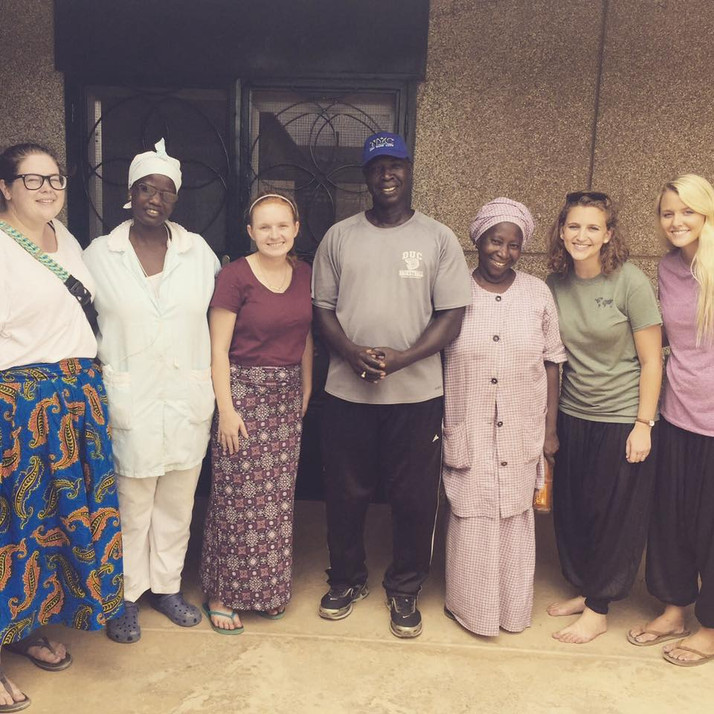 Finding Family in Senegal