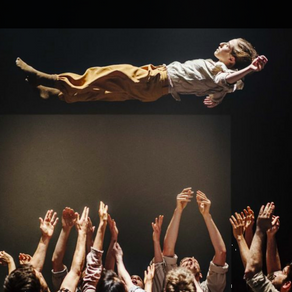 On 'Grand Finale' by Hofesh Shechter Company