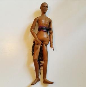 Mannequin d'atelier