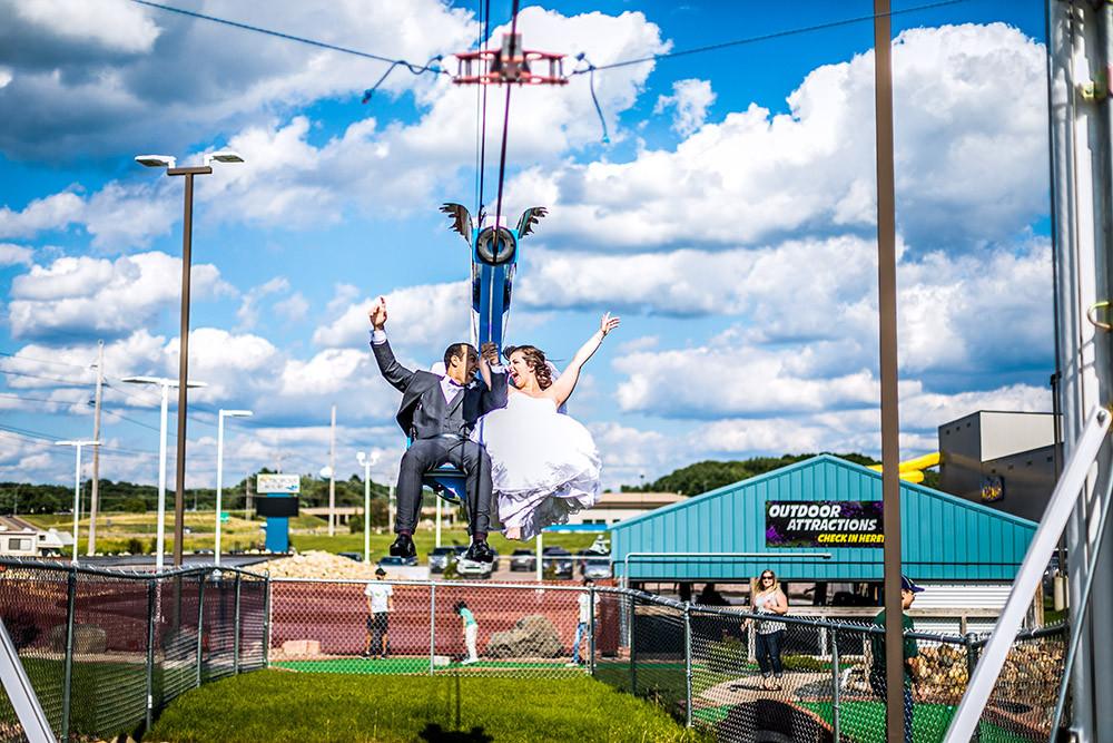 Metropolis Resort, Eau Clair, Wisconsin | Dempag Photography