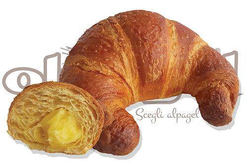 Croissant Crema da Lievitare