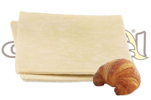 Pasta Croissant Laminata 0,5 cm 28*36 500 g 20 pz
