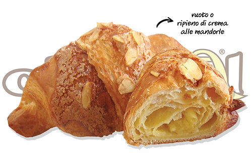 Croissant Mandorlato Prontoforno 48 pz