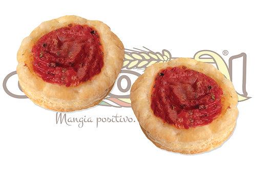Pizzetta Sfoglia Pomodoro  25 g 5 kg