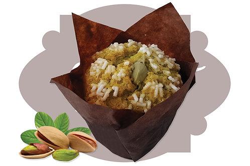 Bibo' Muffin Pistacchio  100 g 20 pz