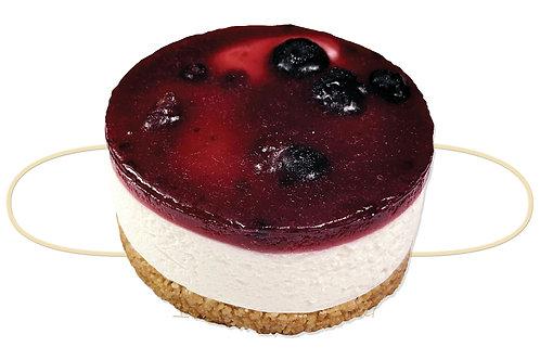 Mono Cheesecake Frutti di Bosco - 9 pz