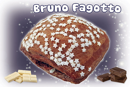 Bruno Fagotto Prontoforno Glassato  100 g 56 pz