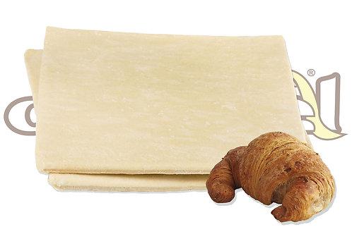 Pasta Croissant Multicereali Laminata 0,5 cm 28*36 500 g 20 pz