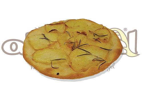 Pizza Patate Tonda 16 cm 100 g 30 pz