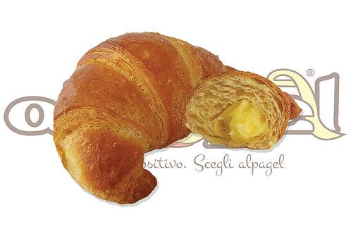 Gran Croissant Crema Curvo Arricchito al Burro 90g 56pz