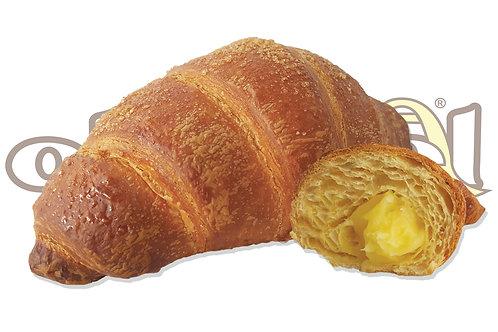 Croissant Crema Superfarcito Prontoforno Glassato 100g 56pz