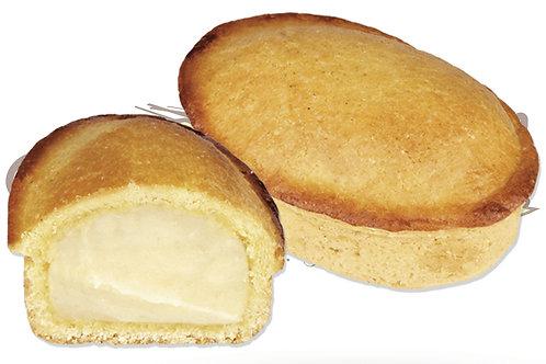 Pasticciotto Leccese Crema  120 g 50 pz