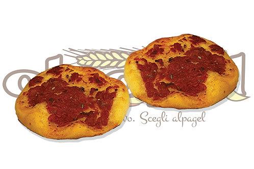Pizza Mini Pomodoro  30 g 120 pz