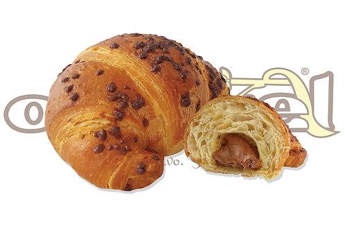 Gran Croissant Gianduia Curvo Arricchito al Burro 90g 56pz