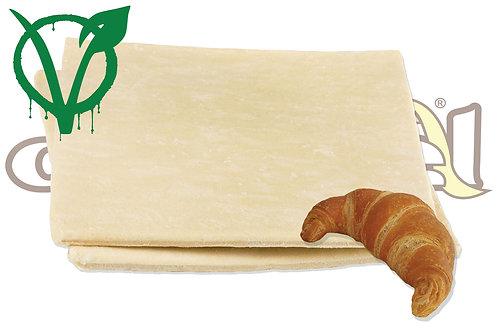 Pasta Croissant Vegana Laminata 0,5 cm 28*36 500 g 20 pz