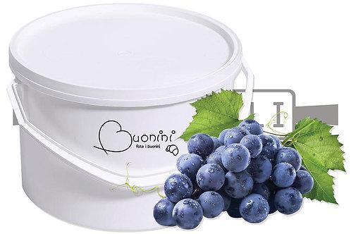 Confettura Uva - 3,3 kg