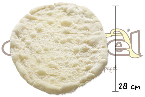 Base Pizza Tonda Grande 28 cm  260 g 10 pz
