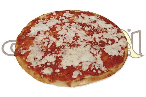 Pizza Margherita Grande Tonda 28 cm 450 g 10 pz