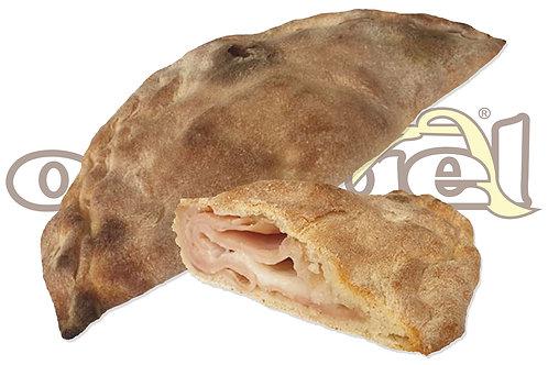 Calzone Forno Prosciutto Cotto e Mozzarella  130 g 20 pz
