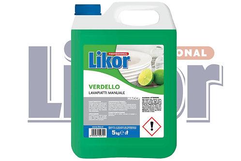 Verdello Detergente Piatti - 5 kg