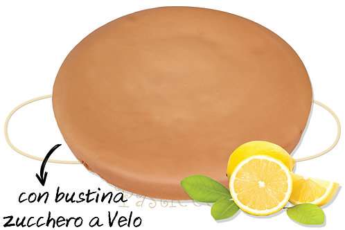 Crostata Limone - 1,2 kg