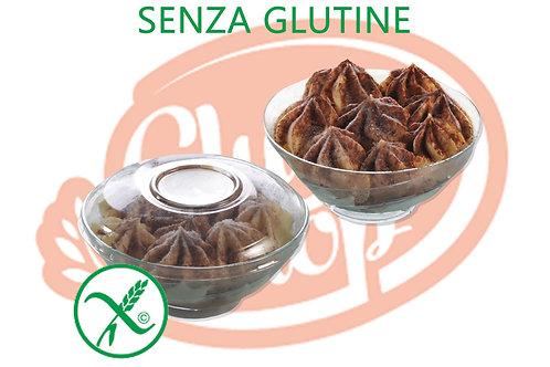 Mono Tiramisù Senza Glutine 80 g 20 pz