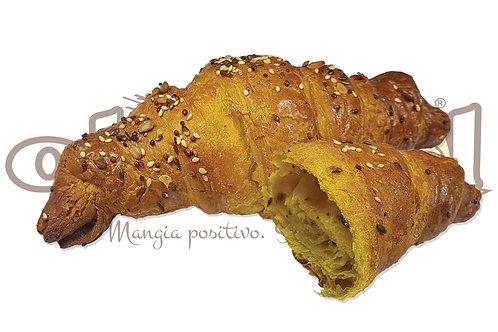 Croissant Curcuma Salato Prontoforno 80 g 56 pz