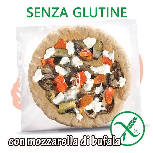 Pizza Ortolana Senza Glutine  370 g 7 pz