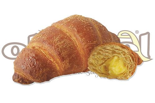 Croissant Crema Dritto Prontoforno 50g 100pz